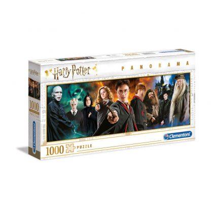 Harry Potter Panorama Puzzel Karakters 1000 stukjes
