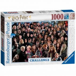 Harry Potter Puzzel Cast 1000 stukjes