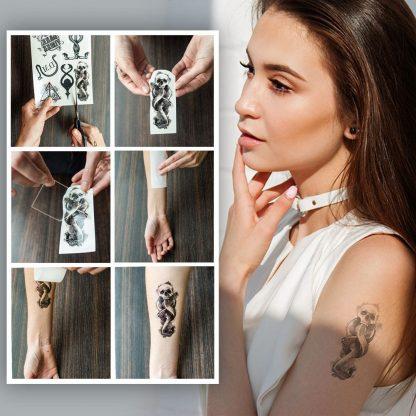 Harry Potter Tijdelijke Tattoo set
