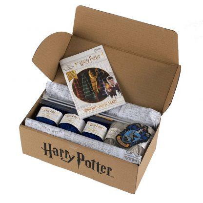 Harry Potter Ravenclaw Sjaal Brei set