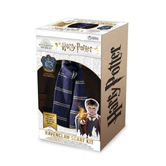 Harry Potter Ravenclaw Sjaal Brei set