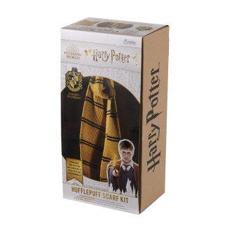 Harry Potter Hufflepuff Sjaal Brei set