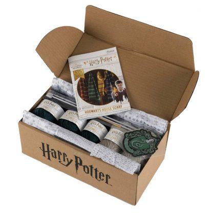 Harry Potter Slytherin Sjaal Brei set