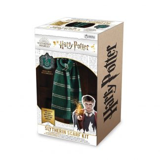Harry Potter Slytherin Sjaal Brei set