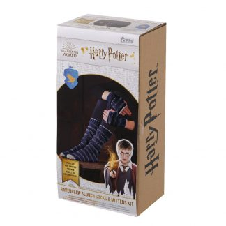 Harry Potter Ravenclaw Sokken en Handschoenen Brei set