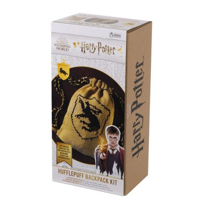 Harry Potter Hufflepuff Rugzak Brei set