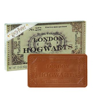 Harry Potter Hogwarts Ticket Chocolade Bar