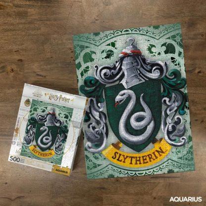 Harry Potter Slytherin Puzzel 500 stks