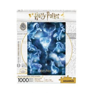 Harry Potter Patronus Puzzel 1000 stks