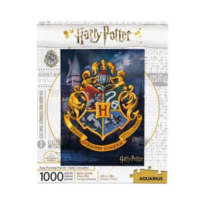 Harry Potter Hogwarts Puzzel 1000 stks
