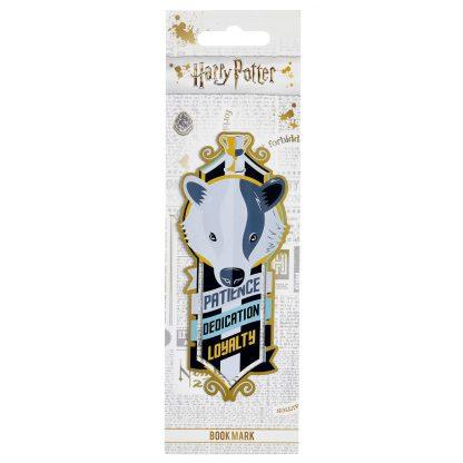 Harry Potter Hufflepuff boekenlegger klein