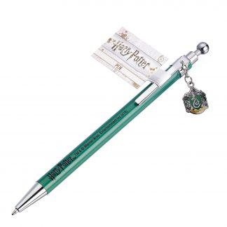 Harry Potter Pen met Slytherin bedel