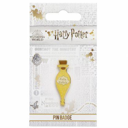 Harry Potter Felix Felicis pin badge