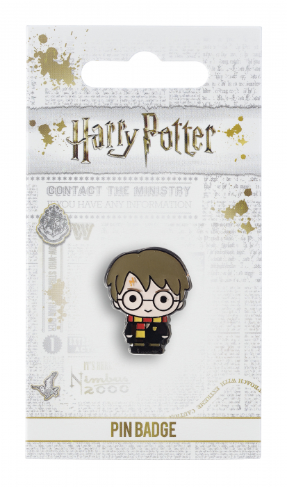 Harry Potter pin badge