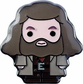 Hagrid pin badge