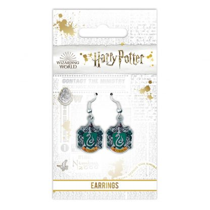 Harry Potter Slytherin Oorbellen