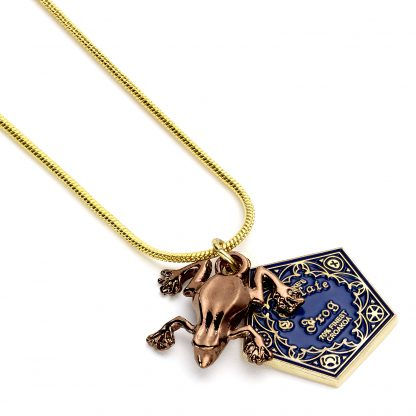Harry Potter Chocolade kikker ketting