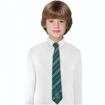 Harry Potter Slytherin stropdas met logo