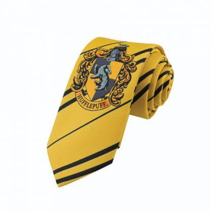 Harry Potter Hufflepuff stropdas met logo