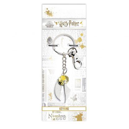 Harry Potter Gouden Snaai sleutelhanger