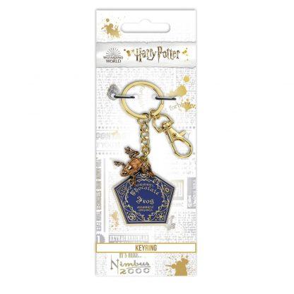 Harry Potter Chocolade kikker sleutelhanger